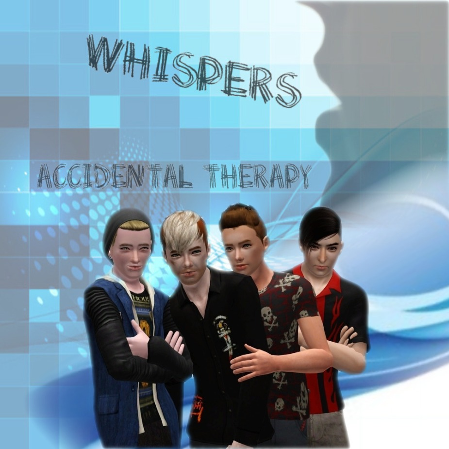 whispers cd cover