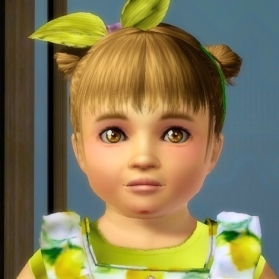 martha toddler