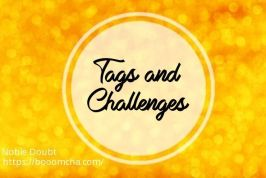 tags and challenges card